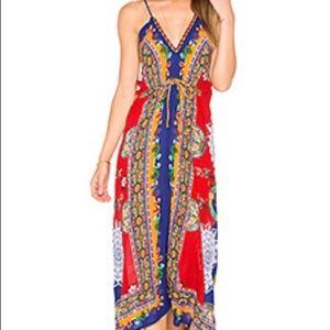 Fiesta de Playa Midi Dress